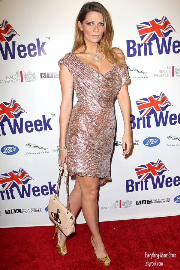 "Mischa Barton à l'événement "" BritWeek 2012 Launch "" à Los Angeles    le 25 Avril 2012"