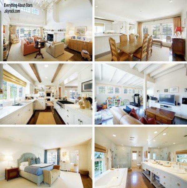 Emma Stone et Andrew Garfield ont achetée une résidence à Beverly Hills pour 2.5 millions :