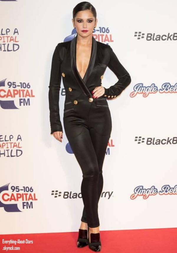 Cheryl Cole était à l'évenement Jingle Bell Ball 2012 organisé par Capital FM à Londres  le 8 Décembre 2012