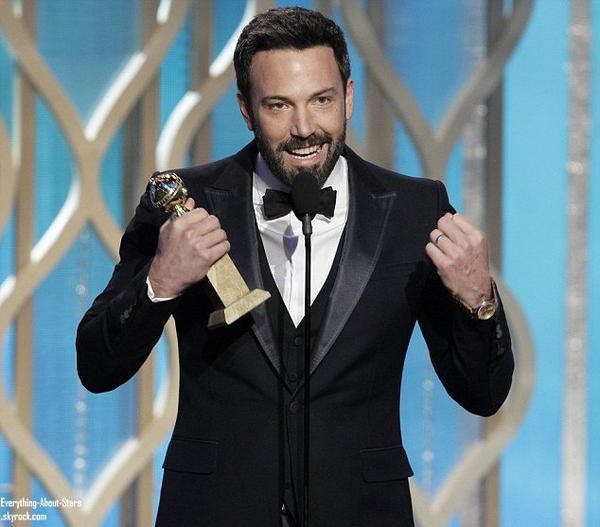 Golden Globes 2013 : découvrez le palmarès :