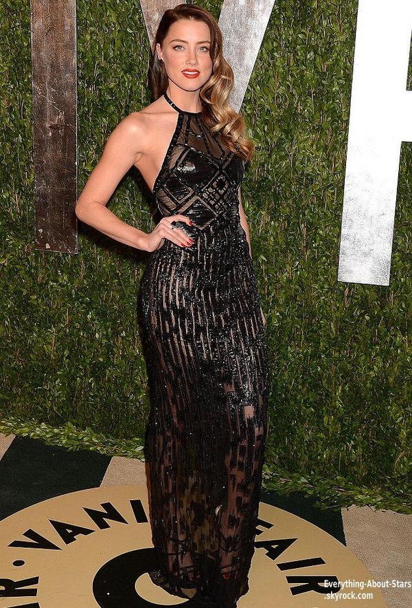 Les stars à la 2013 Vanity Fair Oscar Party:   Le 20 Février 2013