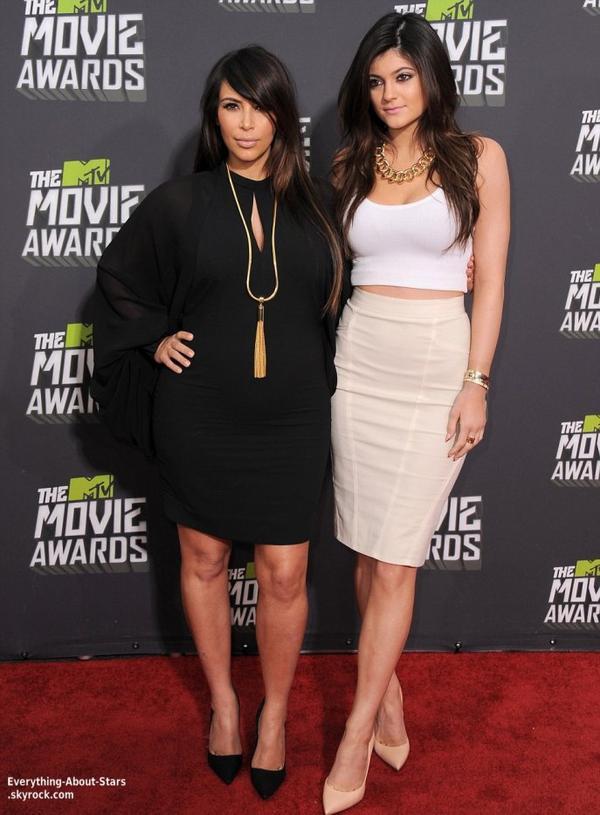 La cérémonie des MTV Movie Awards 2013:   Un événement très attendu où de nombreuses stars avaient fait le déplacement afin de célébrer le cinéma et surtout les blockbusters    Le 14 Avril 2013