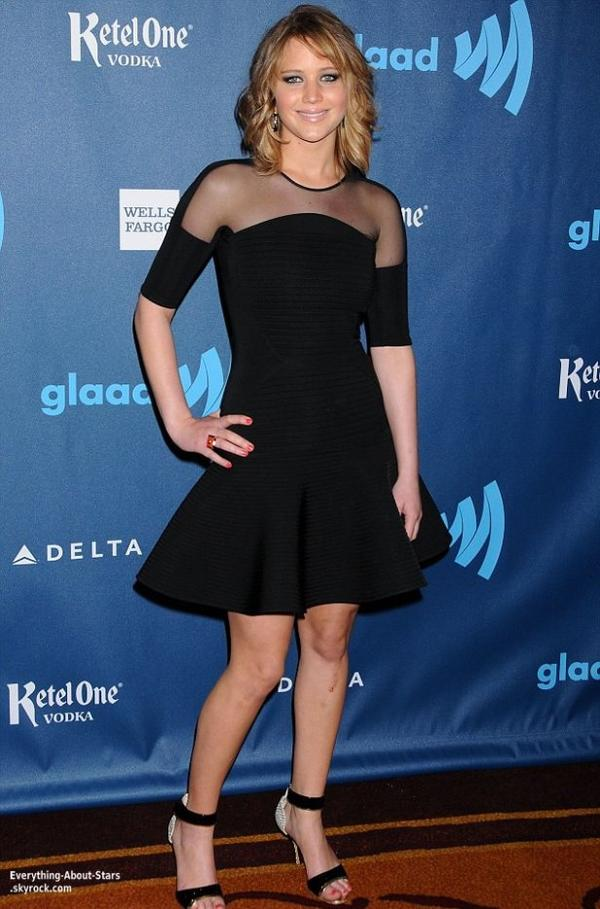 Les Peoples étaient présents sur le tapis rouge des GLAAD Media Awards 2013 organisés à Los Angeles    Le 20 Avril 2013