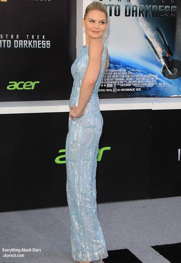 """Zoe Saldana, Kate Beckinsale, Maria Menounos et Jennifer Morrison à la première de """"Star Trek Into Darkness"""" à Los Angeles   Le 14 Mal 2013"""