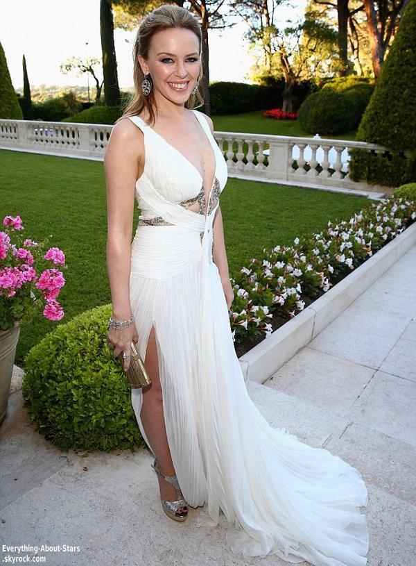 L'hôtel Eden Roc d'Antibes accueillait le gratin hollywoodien lors du traditionnel Gala de l'amfAR, un événement qui a pour but de récolter des fonds afin de faire avancer la recherche contre le Sida.   Le 23 Mai 2013