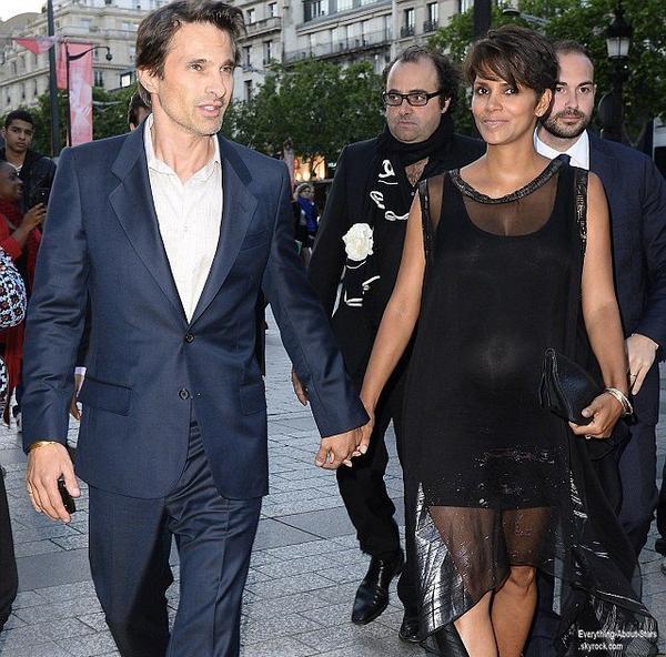 Halle Berry et Olivier Martinez : ils se sont mariés en France