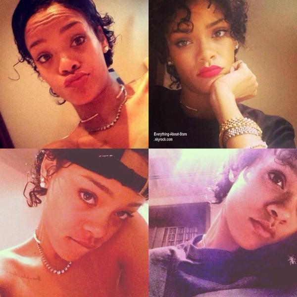 Découvrez la nouvelle coupe de cheveux de Rihanna Qu'en pensez-vous?