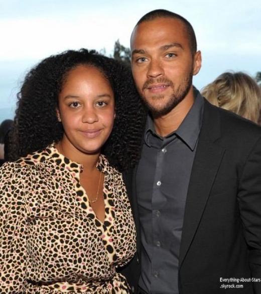 Jesse Williams et sa femme Aryn Drake-Lee, sont les heureux parents d'une petite fille