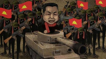 Pol Pot, la haine idéologique à son extrême