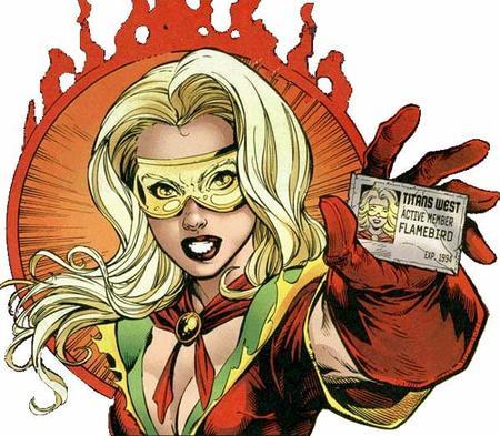 Bette Kane, une super héroïne au sens de l'équipe élévé