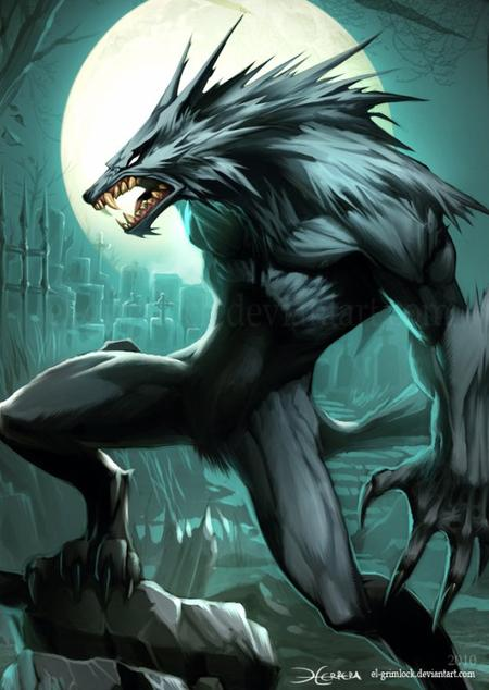 La réalité derrière les épidémies de loup garous
