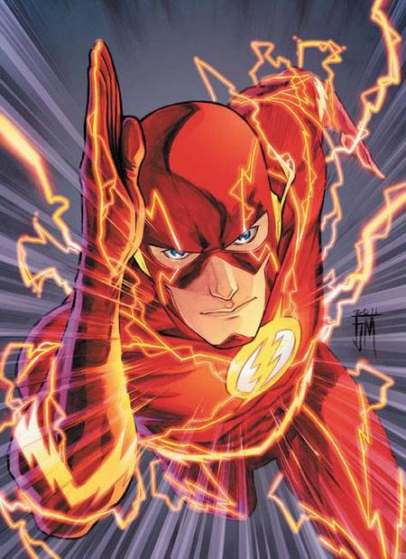 Barry Allen, le second Flash : un super héros plus sombre qu'il n'y parait