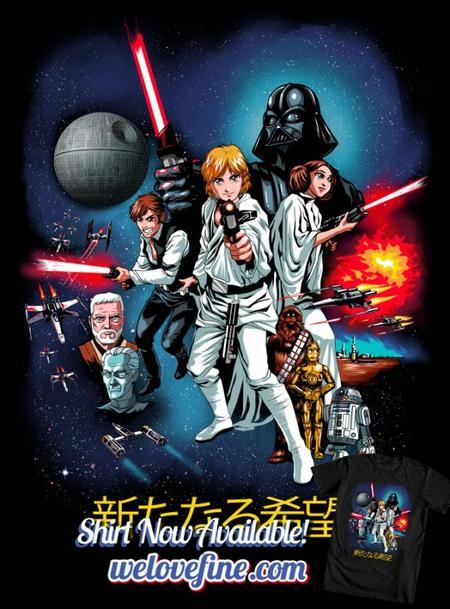 Star Wars, la machine à rêves (1ère partie)