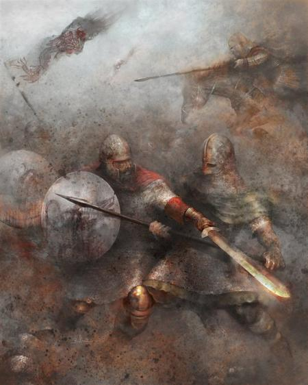 Et si les douze batailles d'Arthur se trouvaient au Nord de la Bretagne ?