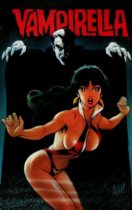 Vampirella, une vampire aux multiples aventures