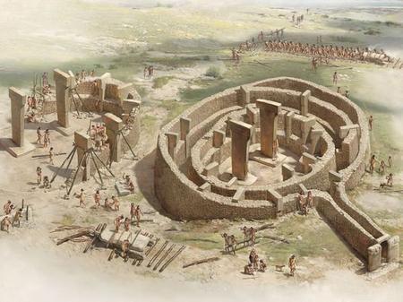 Göbekli Tepe, le plus ancien temple de l'humanité