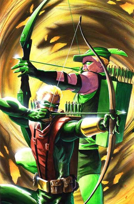 Connor Hawke, un Green Arrow très zen