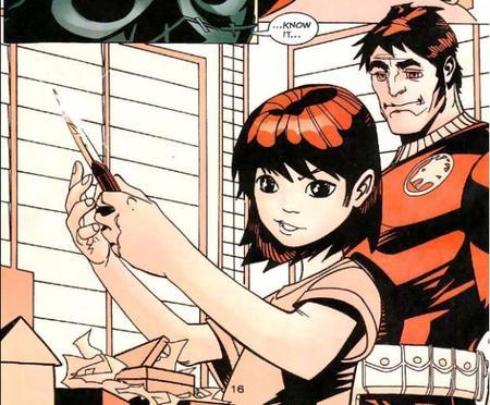 Cassandra Cain, une super héroïne entre le bien et le mal