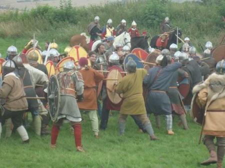 Comment s'est déroulé la bataille du Mont Badon ?