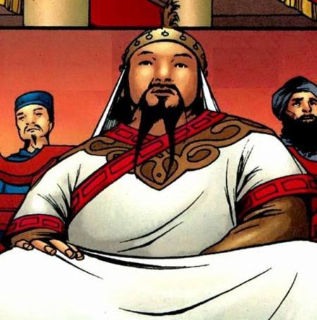 Kubilaï Khan, le fondateur de la dynastie Yuan