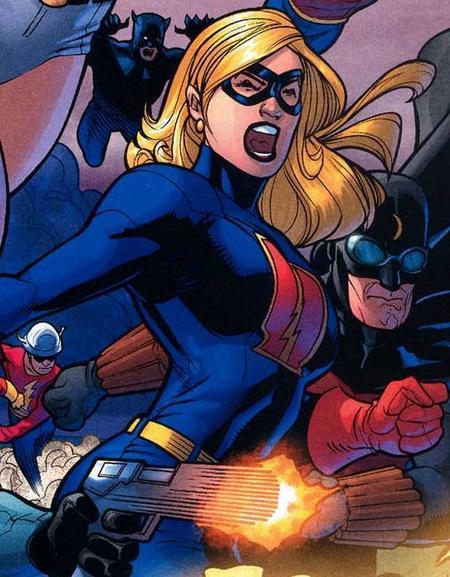 Liberty Belle, une super héroïne aux vents de la liberté