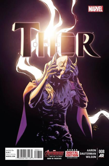 Thor est Jane Foster