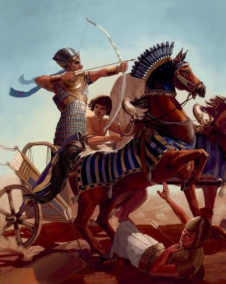 Ramsès II : Le pharaon triomphant