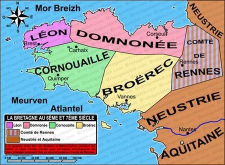 Saint Riwal, premier roi breton d'Armorique ?