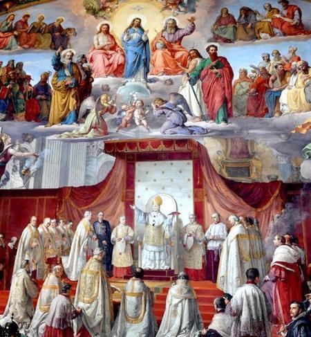 Ça s'est passé un 8 décembre : la proclamation du dogme de l'Immaculée conception