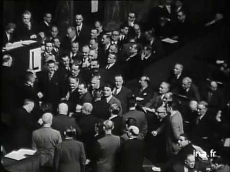 Ça s'est passé un 23 décembre : l'élection à la présidence de la République de René Coty