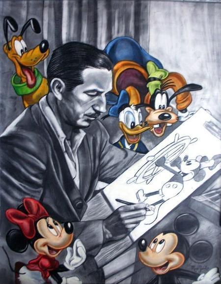 Qui était vraiment Walt Disney ?