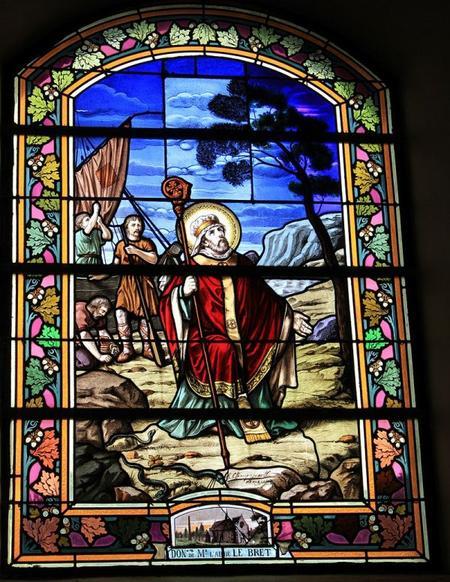 Saint Maudez, une hagiographie bien trop belle