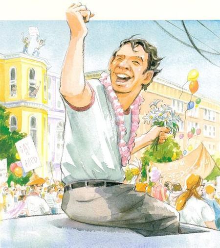 Harvey Milk, le «Maire de Castro Street»