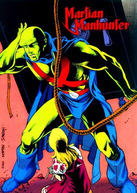 Martian Manhunter, le super héros venant d'un autre monde pas si lointain