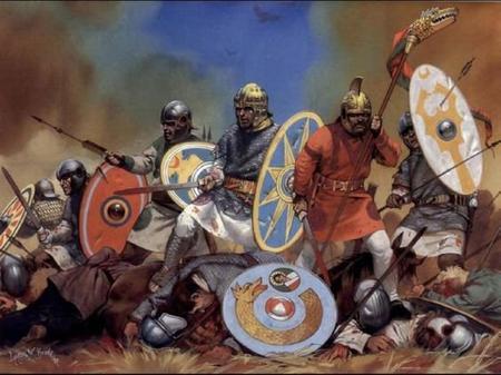 La bataille de Longborth, un retour en force des Saxons