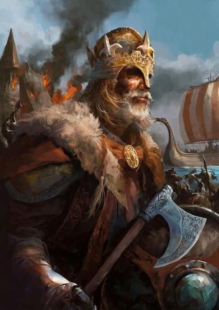 Les Vikings : une civilisation commerçante et raffinée