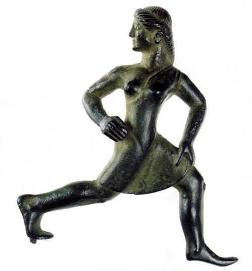 Les Héraia, les Jeux Olympiques féminins antiques