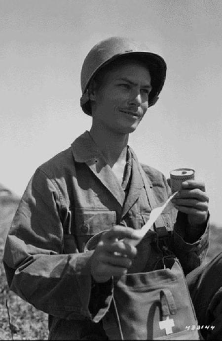 Desmond Thomas Doss Sr., un héros de guerre sans armes