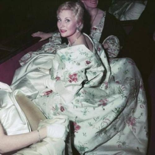 Michèle Morgan : les plus beau yeux du cinéma français