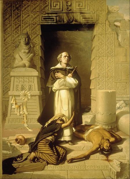 Bartolomé de Las Casas, le défenseur de la cause indienne