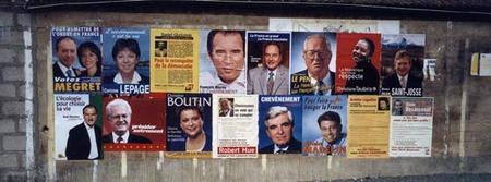 Les élections présidentielles de 2002 : un tremblement de terre démocratique