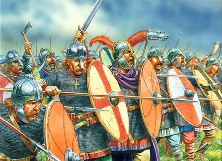 Soemil, le fondateur de la dynastie de Northumbrie