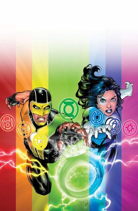Jessica Cruz, une Green Lantern ayant l'esprit de corps
