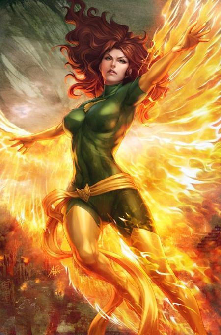Jean Grey, une mutante puissante à la vie dramatique