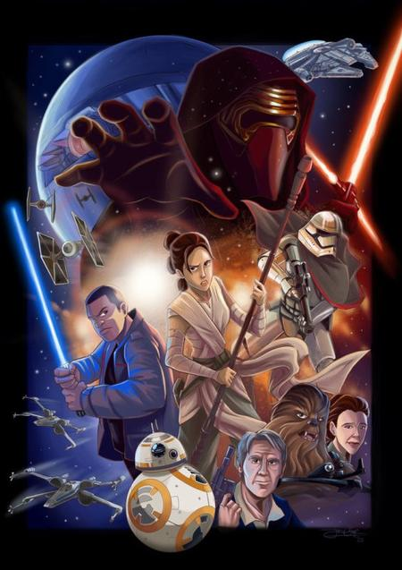 Star Wars VII : Le Réveil de la Force, une bonne surprise