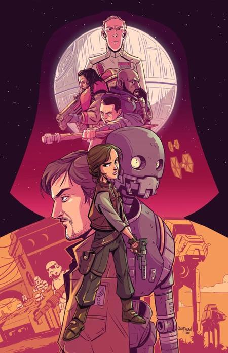 Rogue One : A Star Wars Story, un film de guerre dans l'univers Star Wars