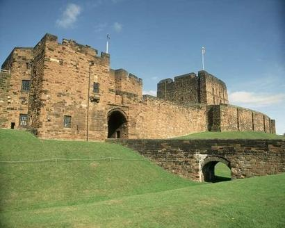 Carlisle, le possible 'fort du Rheged' ?