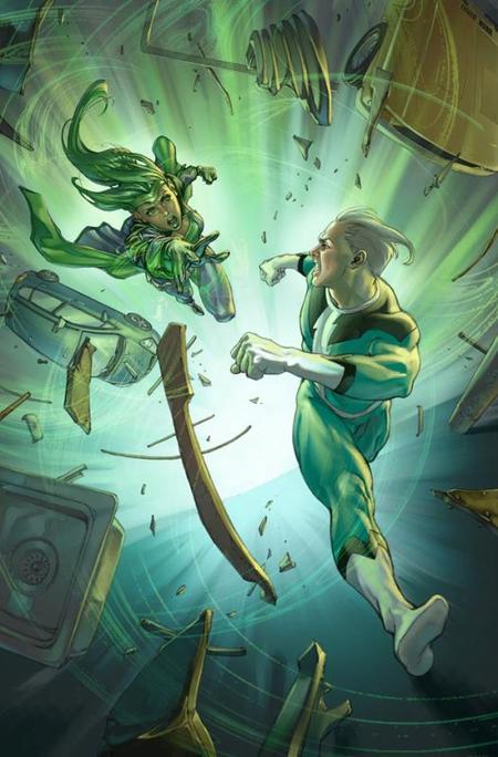 Polaris, le dur combat d'une mutante pour trouver sa place entre son père Magneto et le contrôle de ses pouvoirs