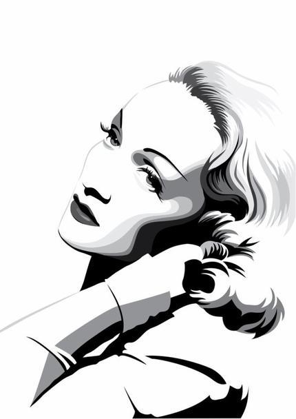 Marlène Dietrich, une vie libre et active