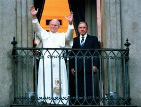 La visite de Jean-Paul II au Chili ou la victoire de l'opposition démocratique